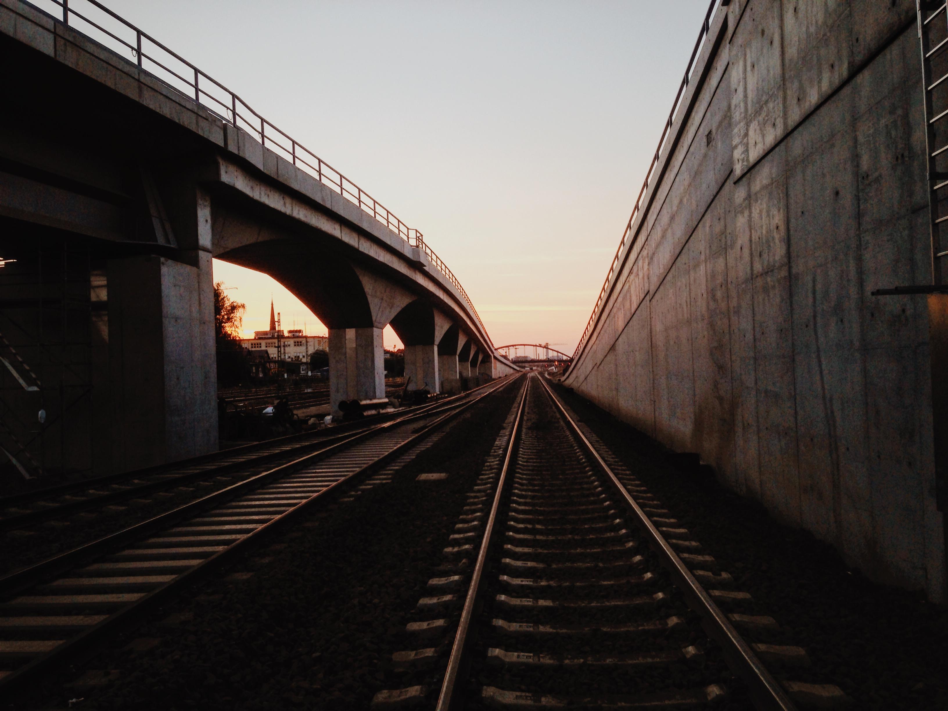 Tag 58 - Gleis