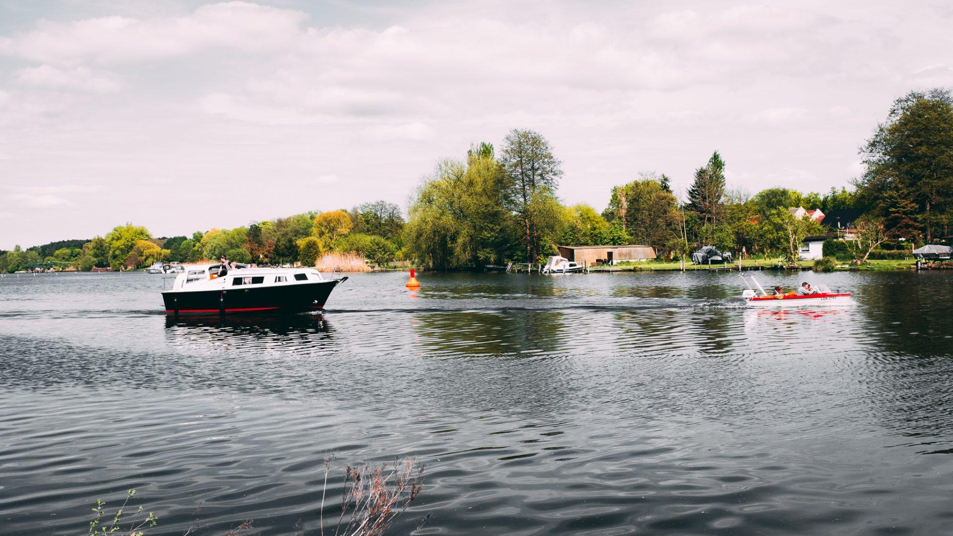 """Tag 278 - Brandenburg // """"Den Fluss des Lebens kann man nicht aufhalten, aber die Landschaft bewahren, die er geprägt hat."""" - Thomas Wolfgang Keßler"""