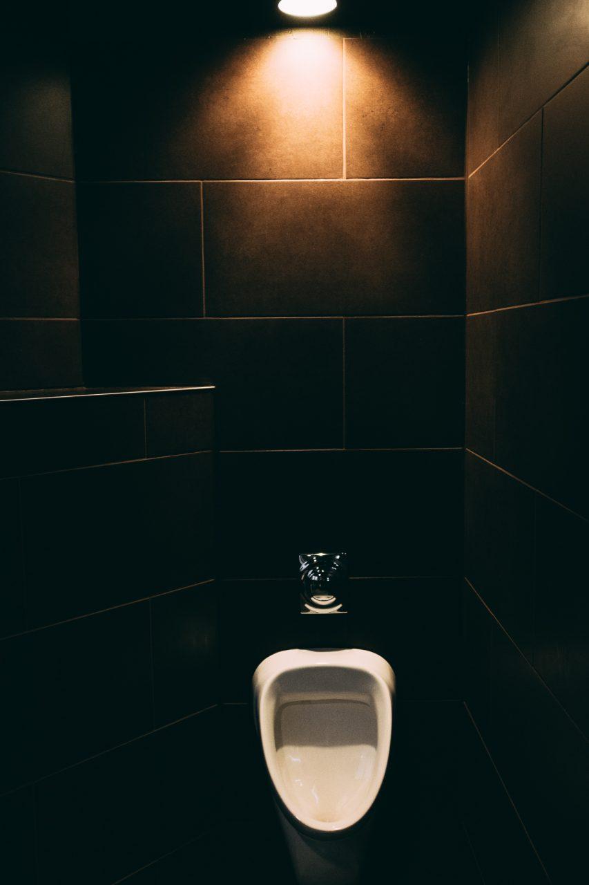 """Tag 305 - Stilles Örtchen // """"Kindheit ist, wenn du Nachts im Dunkeln aus der Toilette rennst, ins Bett springst, dich ganz schnell zudeckst und dich richtig freust, dass dich kein Monster aufgefressen hat."""" - Unbekannt"""