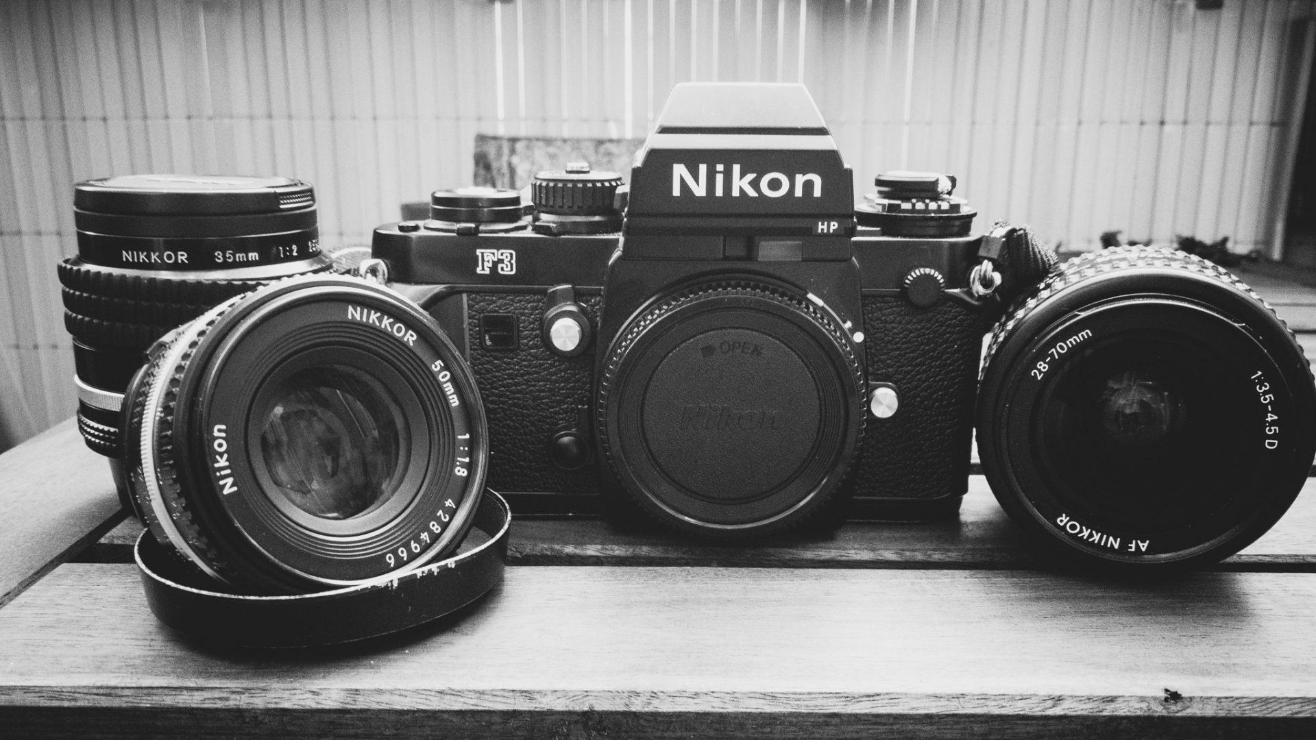 """Tag 350 - Analog // """"Fotografieren, das ist eine Art zu schreien, sich zu befreien … Es ist eine Art zu leben."""" - Henri Cartier-Bresson"""