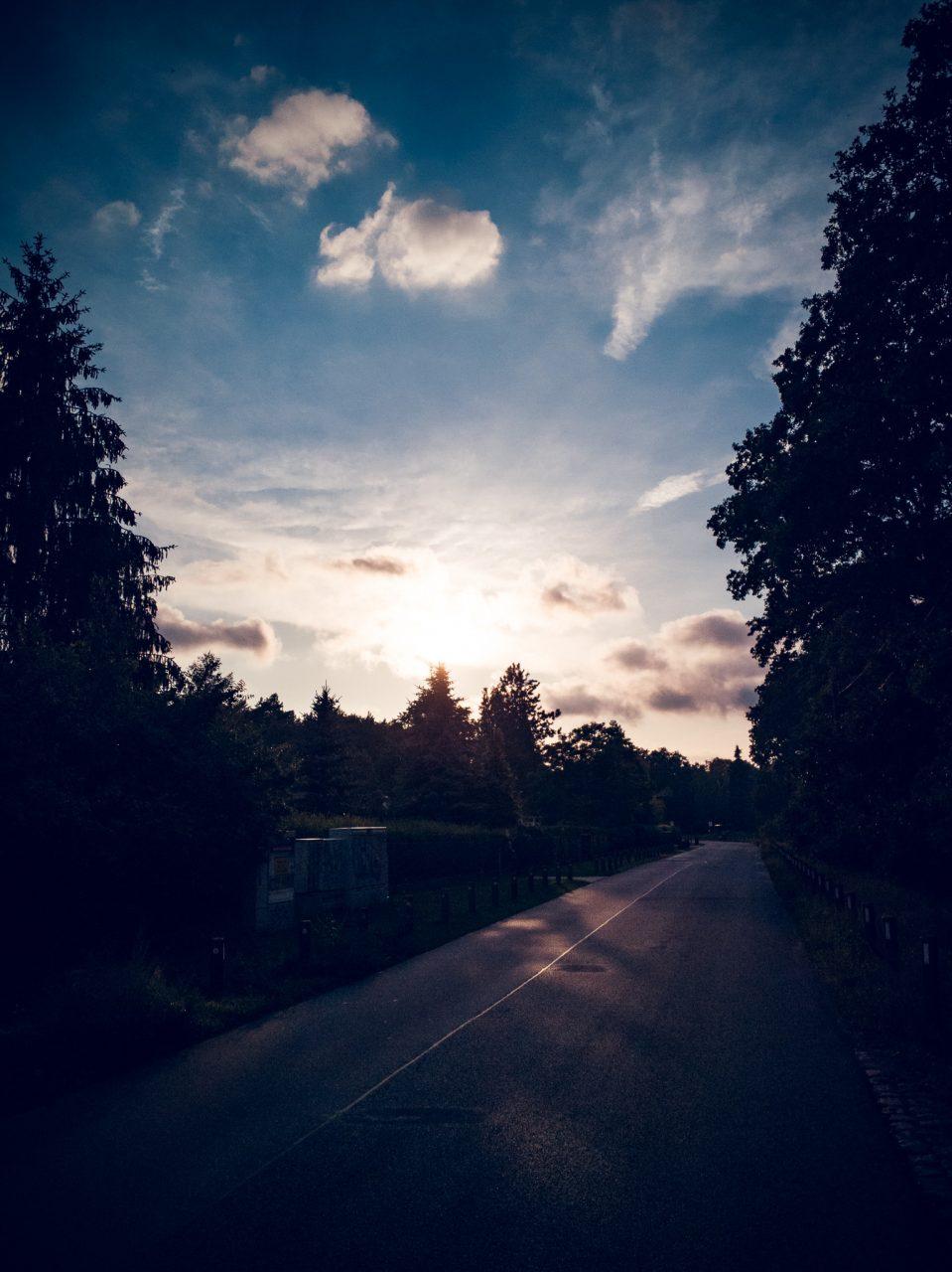 """Tag 354 - Sommerabend // """"Alles, was du in diesem Moment erfährst, was auch immer es ist, ist genau das, was Du für dein persönliches Wachstum brauchst. Vertraue darauf."""" - Yehuda Berg"""